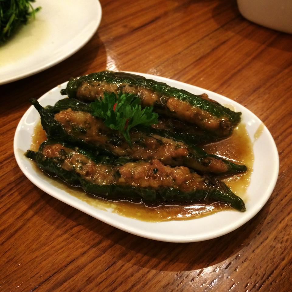 ディン タイ フォンの料理