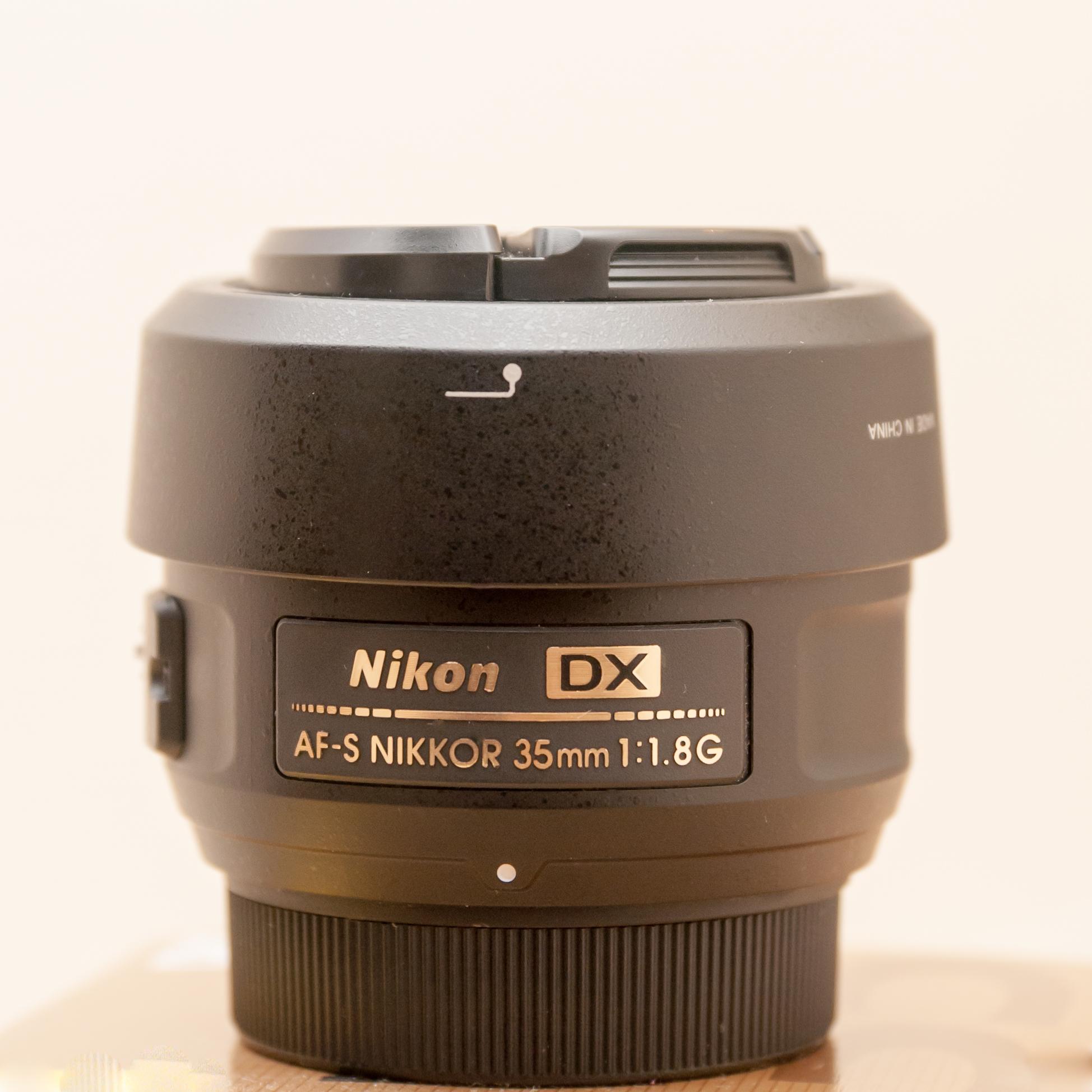 AF-S NIKKOR 35mm 1.8Gの画像