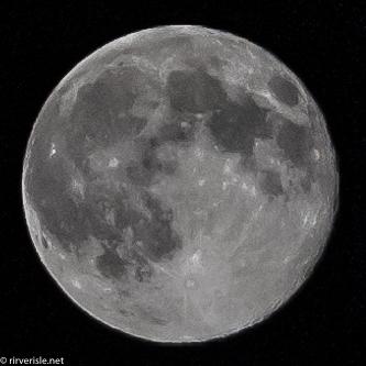 「ISO400,f8,1/800s,絞り優先オート」で月だけクロップした写真